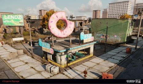 donut-shop-branding
