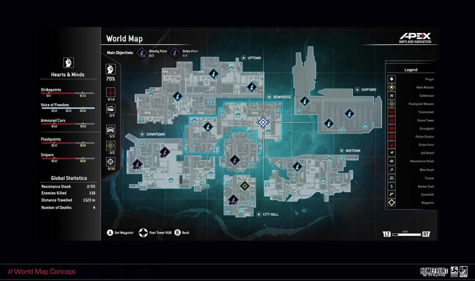 map-concept