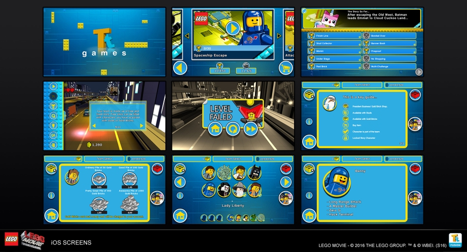 I was tasked with upscaling the project to iOS and to design and implement new shop and side bar features which remained consistent with the games existing style. Original design by other members of the 2D/UI team.